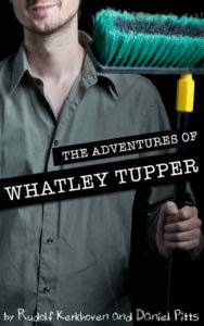 libro-gioco per Kindle The Adventures of Whatley Tupper