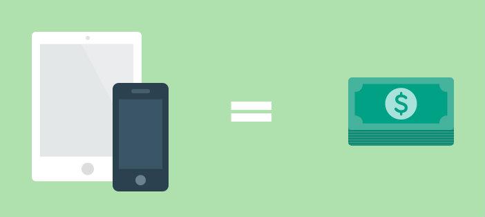 guadagno passivo dalle app