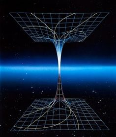 immagine che rappresenta un buco nero
